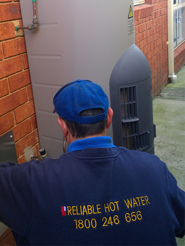 about reliable hot water